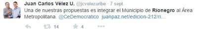 Trino Juan Carlos Vélez