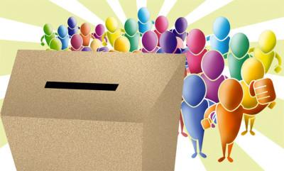 FECHA: 21/08/2011 ILUSTRACION: DALVER SANTELIZ ELECCIONES COMUNIDAD GRUPO