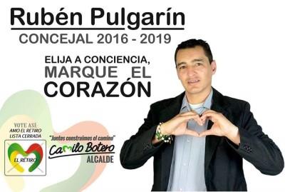 Rubén Pulgarín