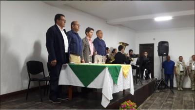 Luis Pérez en San Vicente