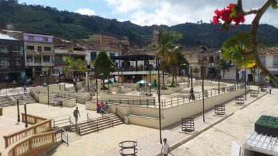 Remodelación parque Granada