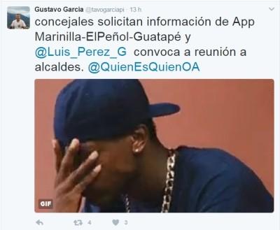 tuit Gustavo García