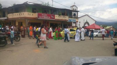 procesión La Piñuela