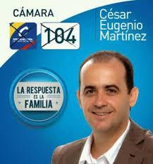 Cesar Eugenio Martínez