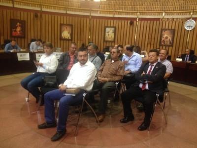 Reunión asamblea